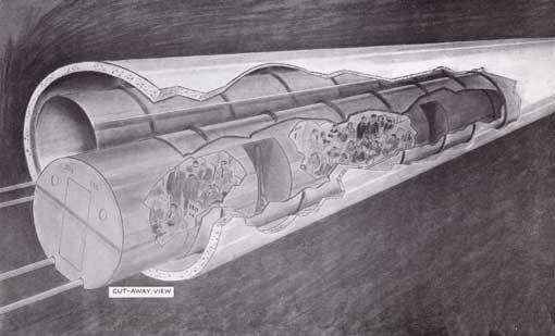 Tube Transit